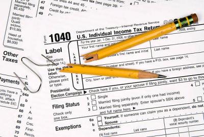 tax return stress