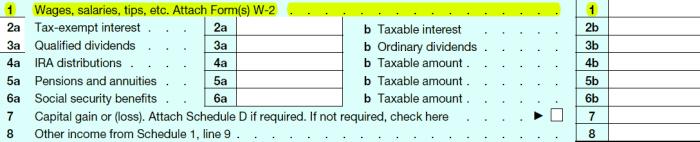 Form1040line1